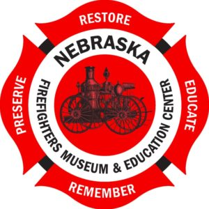 Nebraska firefighter museum logo